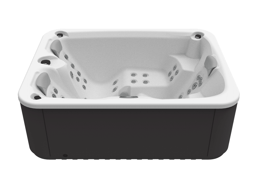 spa touch 3 places anthracite